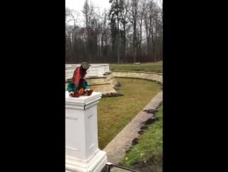 Шляпник в Пушкине
