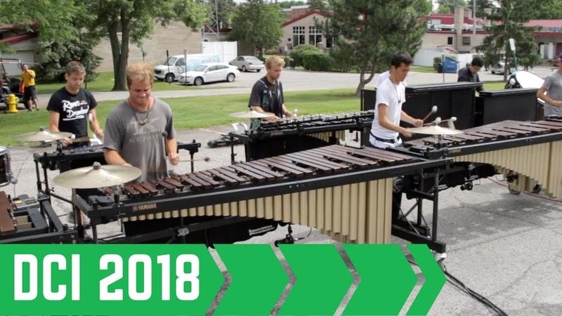 Cavaliers 2018 Front Ensemble: Hornet's Nest
