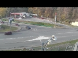 ДТП в Сочи. Транспортная - Яна Фабрициуса. 03.12.17