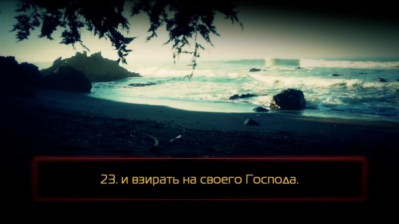 Идрис Абкар. (очень эмоционально). Сура 75 «Воскресение»[via torchbrowser.com]