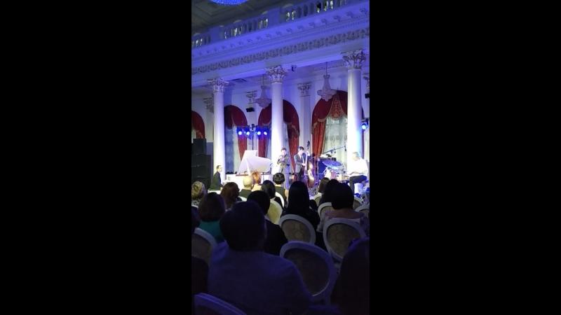 7.06.18. Казанская Ратуша. Группа «Old New Songs».