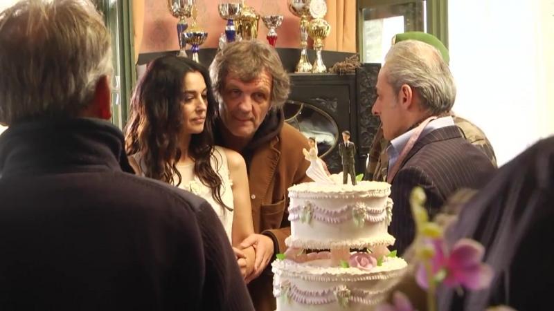 Monica Bellucci Khachatur Almazian / Моника Беллуччи и Хачатур Алмазян