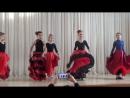 Испанский танец. Рабочий вариант