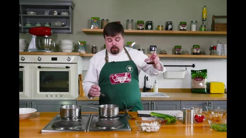 Как приготовить суп Том-Ям Рецепт от Семейных Закромов