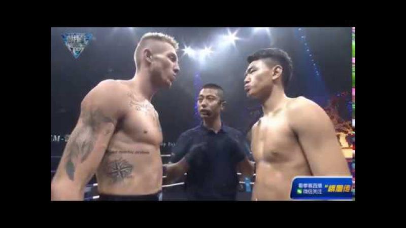 Pascal Schroth GERMANY vs Zhao Xiaoyu CHINA EM Legend 17 31 марта 2017