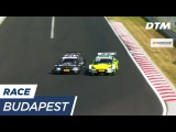 Spengler & Rockenfeller fight for the Podium - DTM Budapest 2017