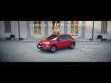 Adrien Brody en Fiat 500X - Traîneau