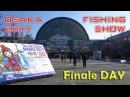Новинки рыболовной выставки в Японии 2017(Osaka Fishing 2017)Graphiteleader,Jackson,Favorite,Tict.