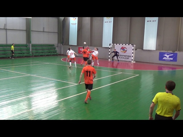 Финал КЛ|Десна 0-1 ЗЗБК №1|HIGHLIGHTS| Business League | Бізнес Ліга |23-04-2017