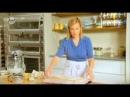 Анна Олсон секреты выпечки - часть 20 - Рулет с джемом