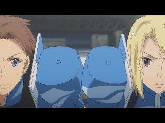 Жопа! (Ancord, Fuurou, Heavy Oblect, Тяжелый Объект)