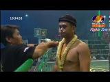 Kun Khmer, Em Vutha Vs Klahsunsurk (Thailand), Bayon TV boxing, 04 Dec 2016