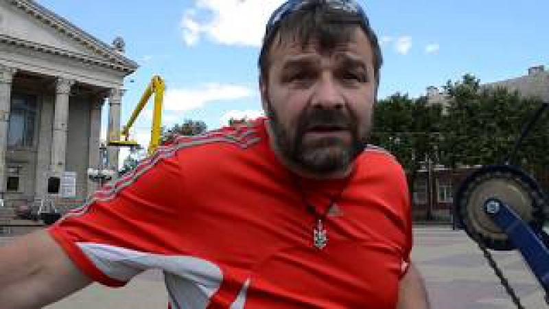 Чому депутат-свободівець Олександр Башта фотографувався з президентом Порошен ...