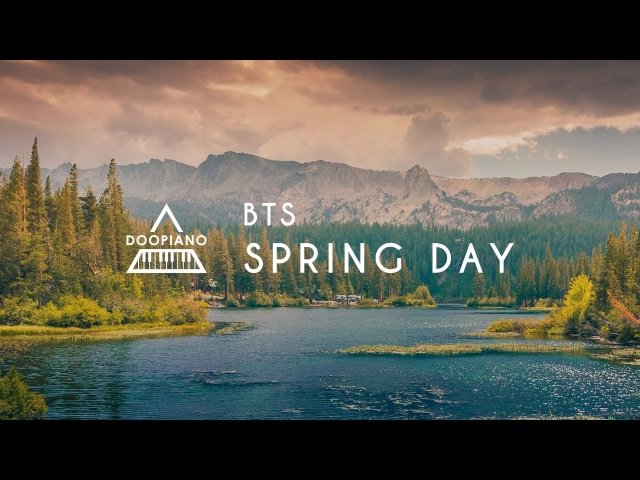 BTS (방탄소년단) - 봄날 (Spring Day) Piano String Orchestra Version