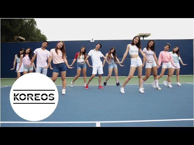 [Koreos] I.O.I(아이오아이) - Very Very Very(너무너무너무) Dance Cover