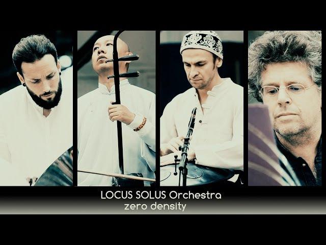 LOCUS SOLUS live, Zero Density, Nadishana, Loup Barrow, Thomas Bloch, Guo Gan, RAV VAST drum