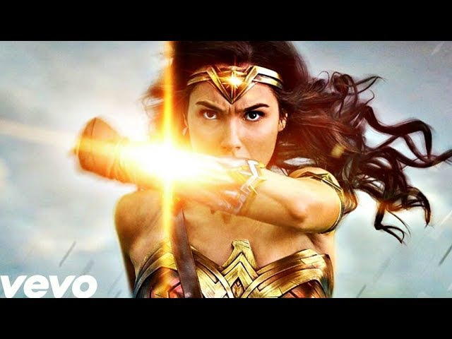 Wonder Woman I Need A Hero Holding Out For A Hero