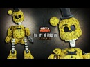 How to make IGNITED GOLDEN FREDDY ★ TJOC: STORY MODE ➤ Polymer clay Tutorial ✔ Giovy Hobby