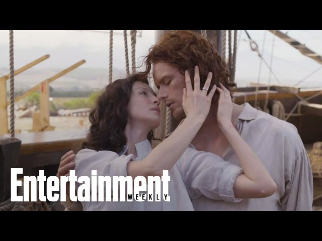Outlander Is Back! TV's Sexiest Couple Reunite For Season 3 | Cover Shoot | Entertainment Weekly