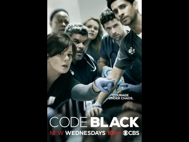 Реанимация Code Black (1 Сезон2015) Трейлер