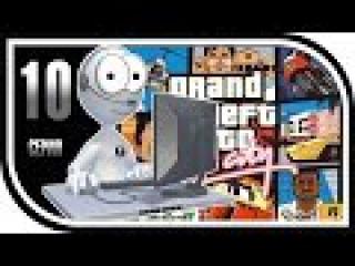 GTA Vice City,10,Четыре клюшки,Прохождение,Без комментариев,1080р,full hd