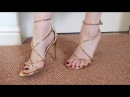 The Most Beautiful Feet in Sandals!