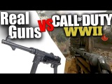 Call of Duty WWII &amp Realism, Recoil and other Issues