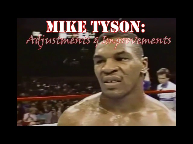 Mike Tyson - Adjustments Improvements (W/ Kevin Rooney Co)