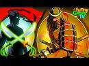 ПО ДОРОГЕ К СЕГУНу 2 мультик для детей игра Shadow Fight 2 бой с тенью