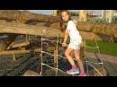 Eğlenceli Bir Çocuk Parkında Oynadık - Eğlenceli Çocuk Videosu | Playing in Kids Park