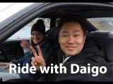 Daigo Saito Drift Taxi Ebisu Circuit Part 1