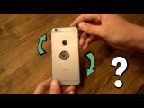Как сделать спинер из айфона? DIY + КОНКУРС