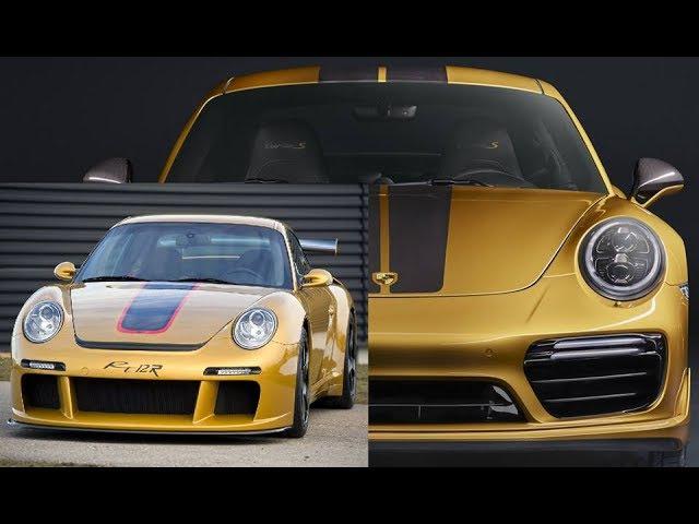 Ruf Automobile influenced Porsche for the 607 HP Porsche 911 Turbo S Exclusive Series via Rt12R?