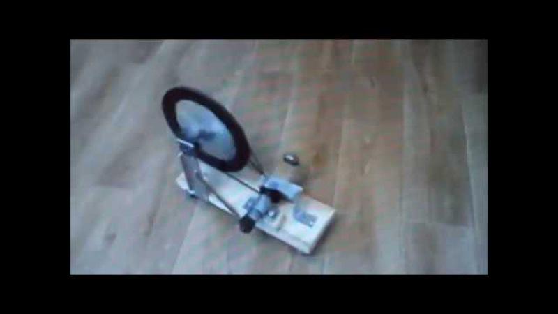 Безопорные движители - видеообзор