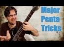 5 Major Pentatonic Scale Tricks Every Guitar Player Should Know