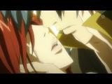 Kiss Erza and Gerard - моя реакция:)