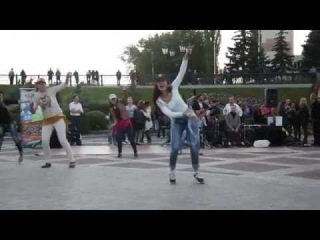 Восточные танцы. Street Shaabi 25 09 2016 #El Ritmo