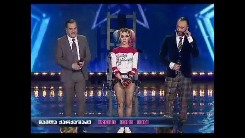 ნიჭიერი - მაგდა ქარქაშაძე   Nichieri - Magda Qarqashadze