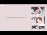 RUS SUB310717 Jinho (Pentagon) - I Think Of You by Jeremih (cover)