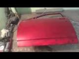 Самая бюджетная покраска авто! За 500 рублей