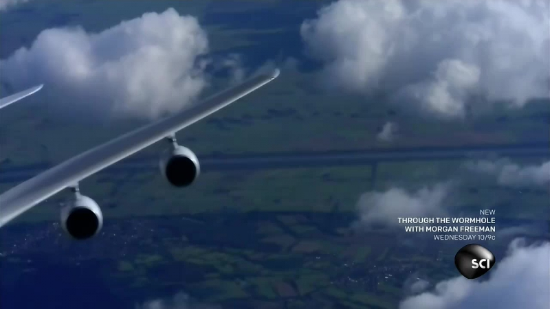 Impossible Engineering Series 1 6of6 Worlds Largest Plane HDTV