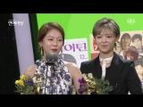 161225 Jeongyeon and Gong Seungyeon won Female Rookie Award - 2016 SBS Entertainment Awards