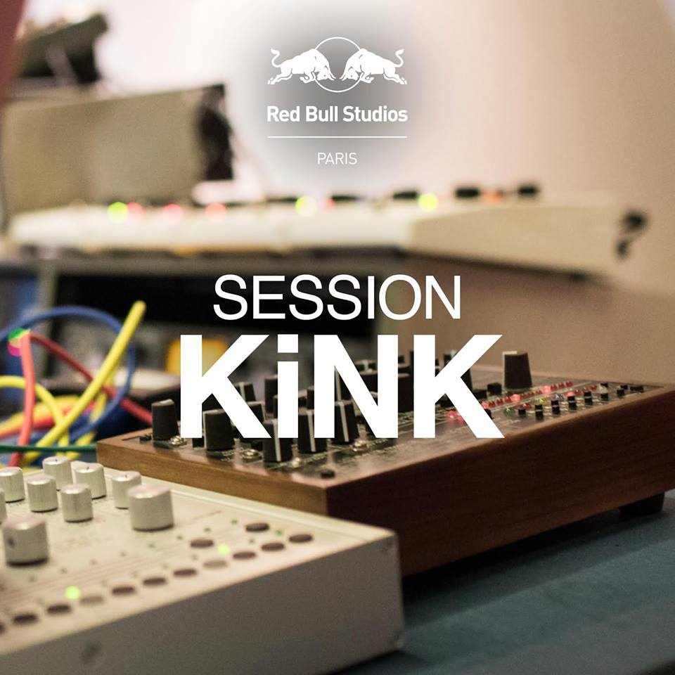 jazzve music archive kink red bull studios paris session. Black Bedroom Furniture Sets. Home Design Ideas