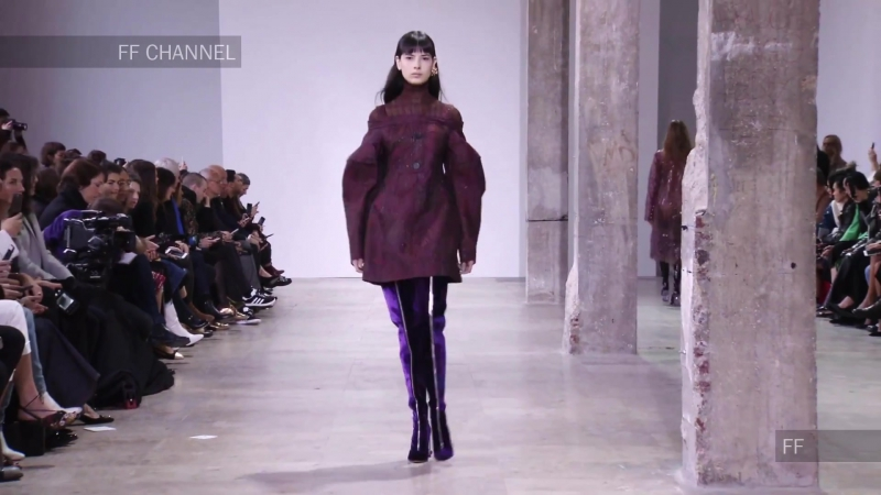 Ellery ¦ Fall Winter 2017⁄2018 Full Fashion Show ¦ Exclusive