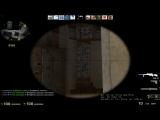 2 хедшота одним прострелом со скаута