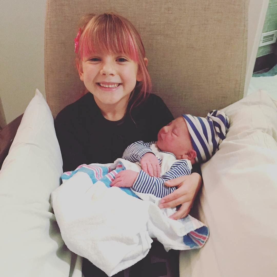 Пинк стала мамой во второй раз