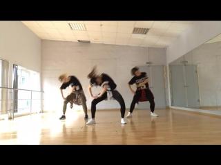 Учимся танцевать. Обучающее видео хип-хоп танцы. Hip-hop Dance choreo tutorial