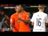 Нидерланды - Люксембург 5:0. Обзор матча. Квалификация ЧМ-2018.