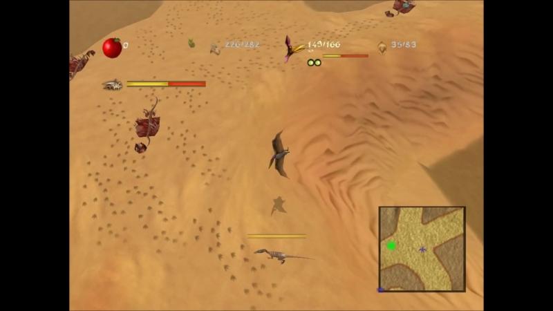 Дисней Динозавр Disney Dinosaur PC game walkthrough - Mission 4