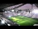 Гимны Ювентуса и Барселоны, реакция фанатов на гимн лиги чемпионов на Камп Ноу и Ювентус Стейдиум